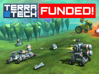 TerraTech – physics-based vehicle construction & combat