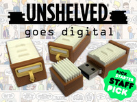 Unshelved Goes Digital