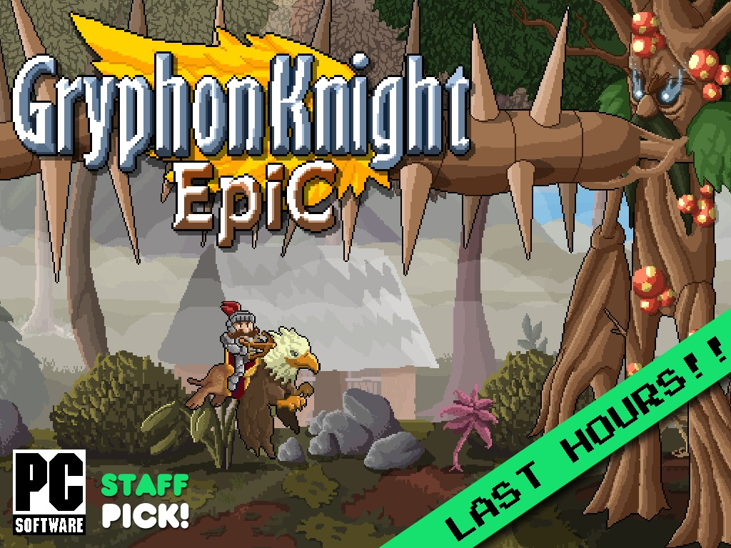 Gryphon Knight Epic - Medieval Shmup's video poster