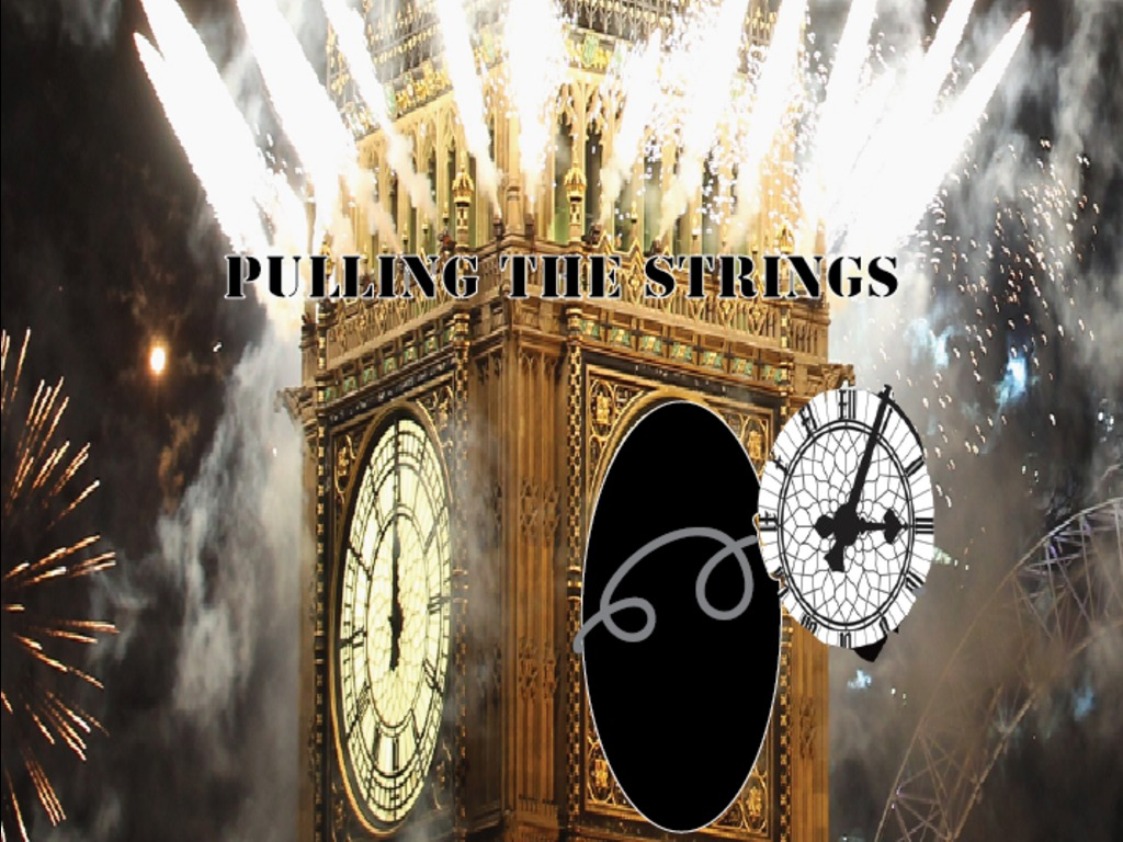 Pulling The Strings 2: The Comeback Tour's video poster