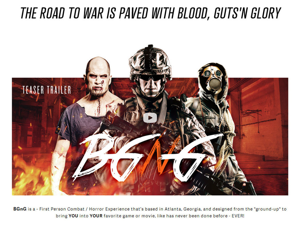 Blood Guts n Glory  -  We are BGnG's video poster