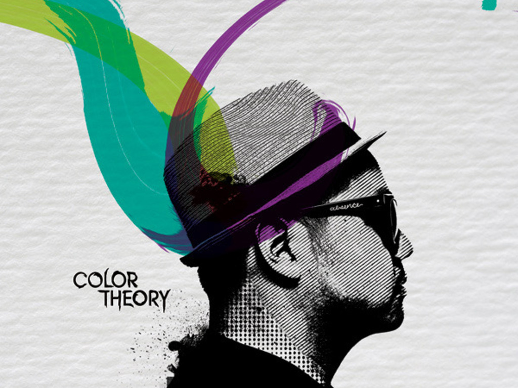 """Kero One prepares his 4th album """"COLOR THEORY""""'s video poster"""