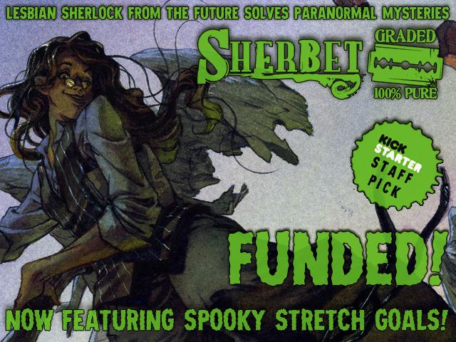 Sherbet Kickstarter