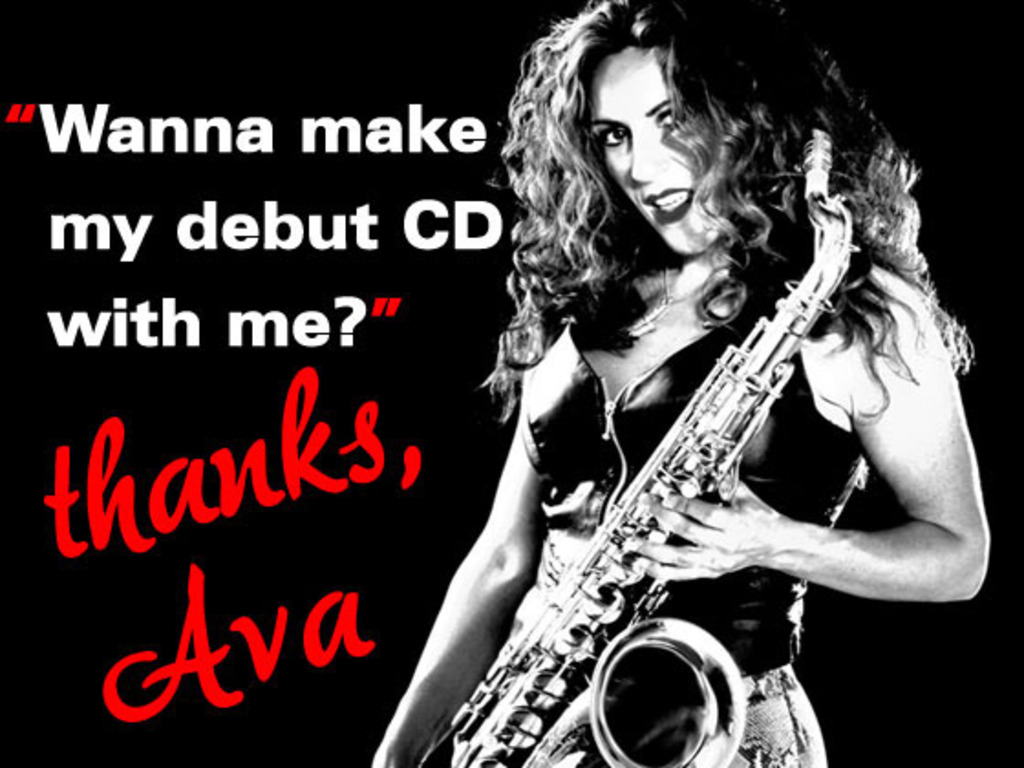 You + Me = Ava's Debut CD's video poster
