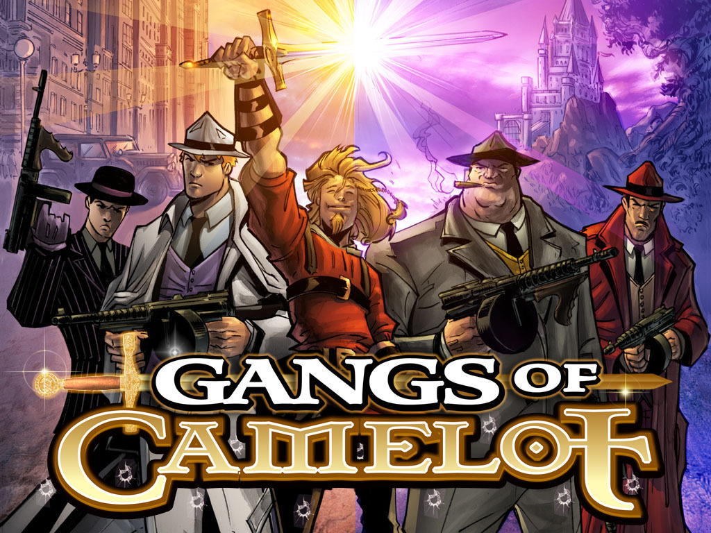 Gangs of Camelot's video poster