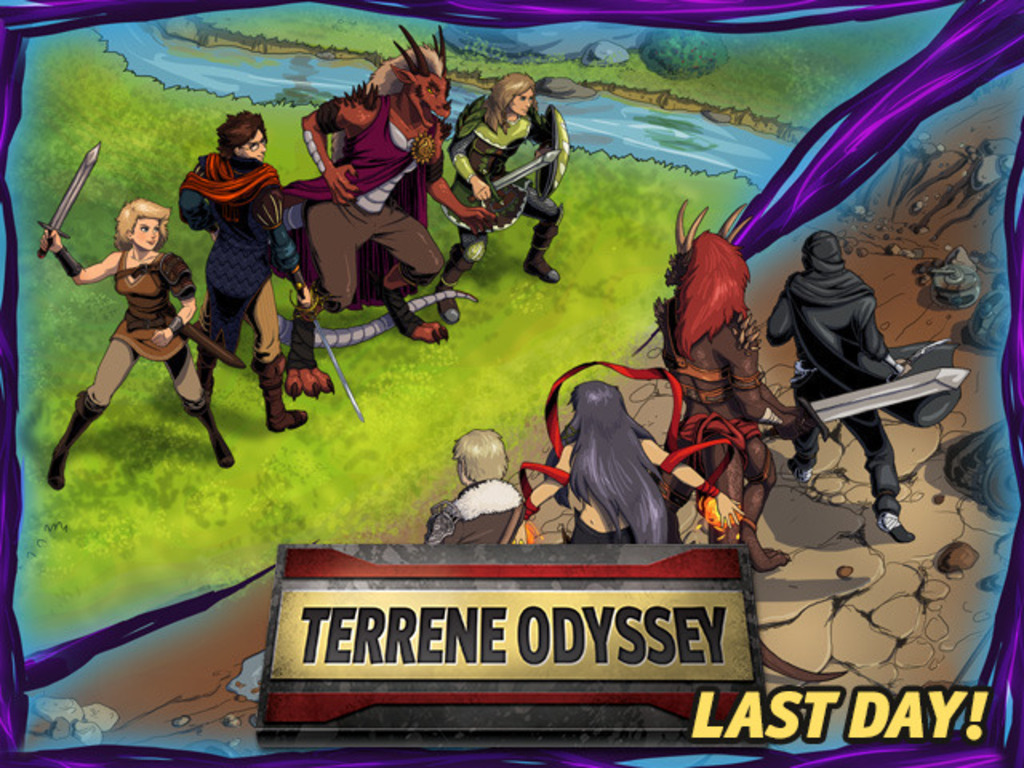 Terrene Odyssey: Party Based Card Combat's video poster