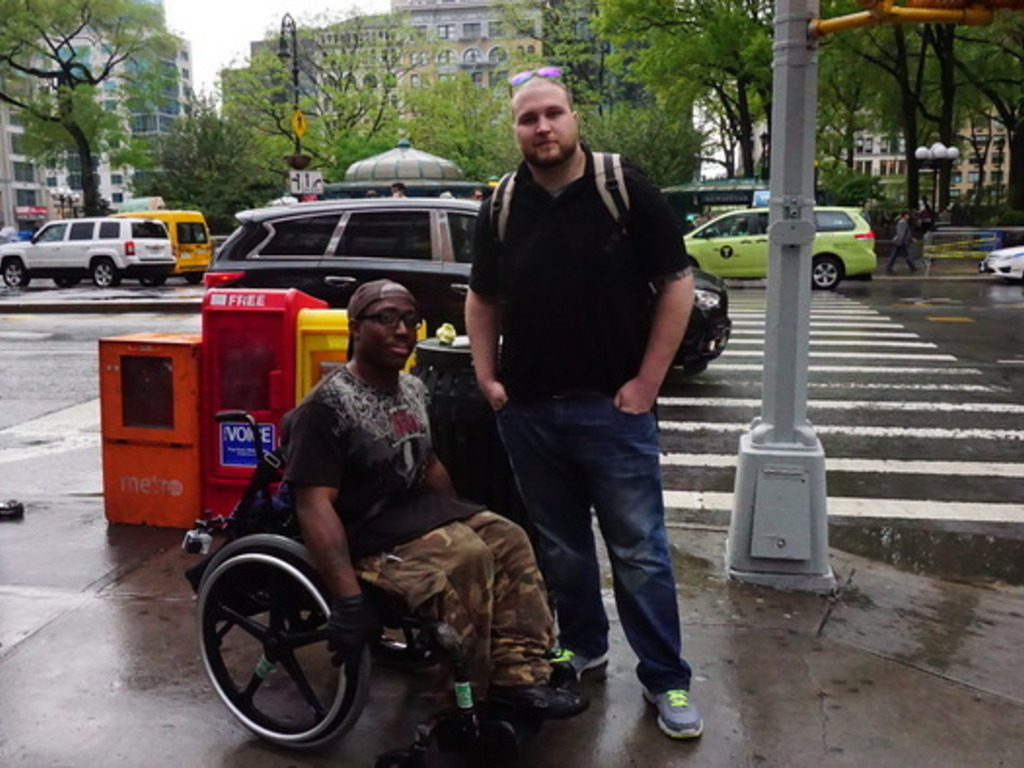 Wheely, a wheelchair accessible guide's video poster