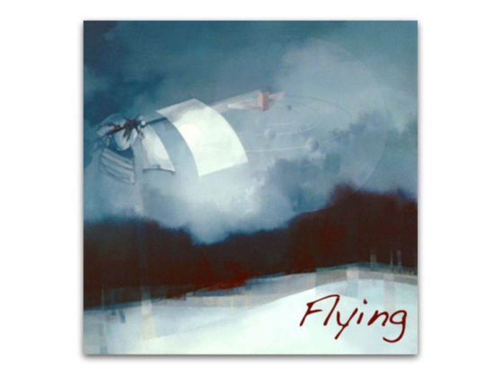 Flying's video poster