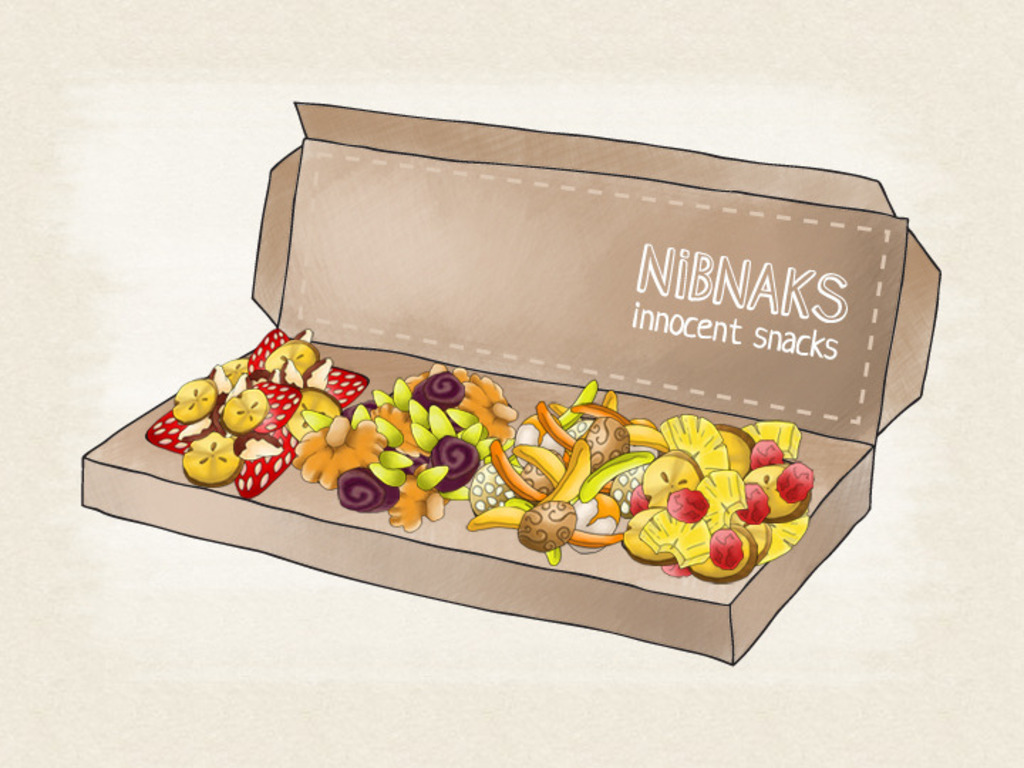 NiBNAKS - graze on snacks by post's video poster