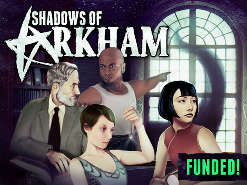 Shadows of Arkham's video poster