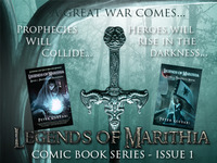 Legends of Marithia: Colour Comic Book Series - Issue 1
