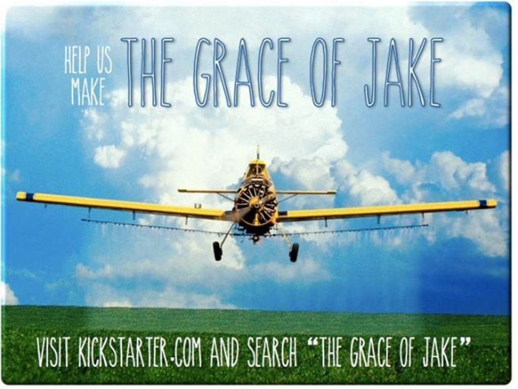Help us make THE GRACE OF JAKE's video poster
