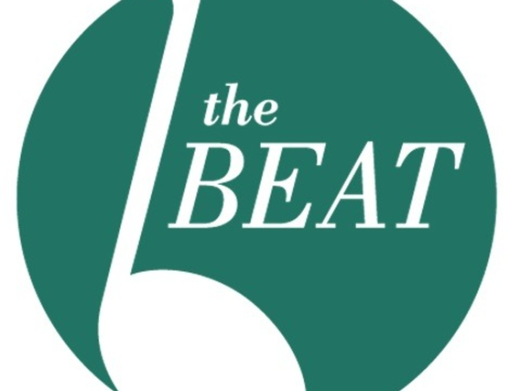 The Beat's video poster