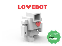 D.I.Y. Lovebot Toy - Join the Love Invasion!