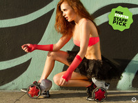 ACTON R RocketSkates: World's First Smart Wearable Mobility