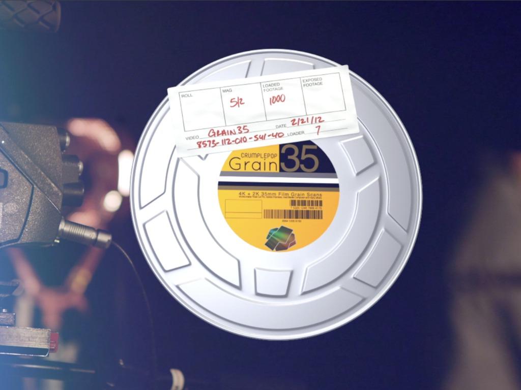 Grain35: Beautiful 35mm Film Grain Scans For Your DSLR Video's video poster