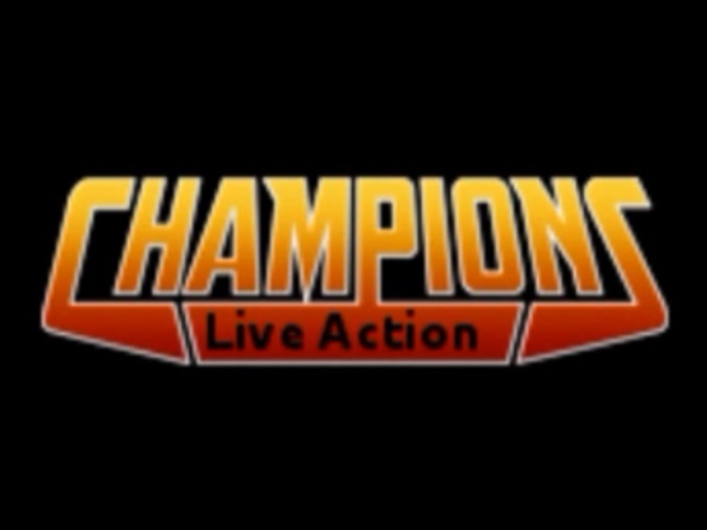 Champions Live Action's video poster