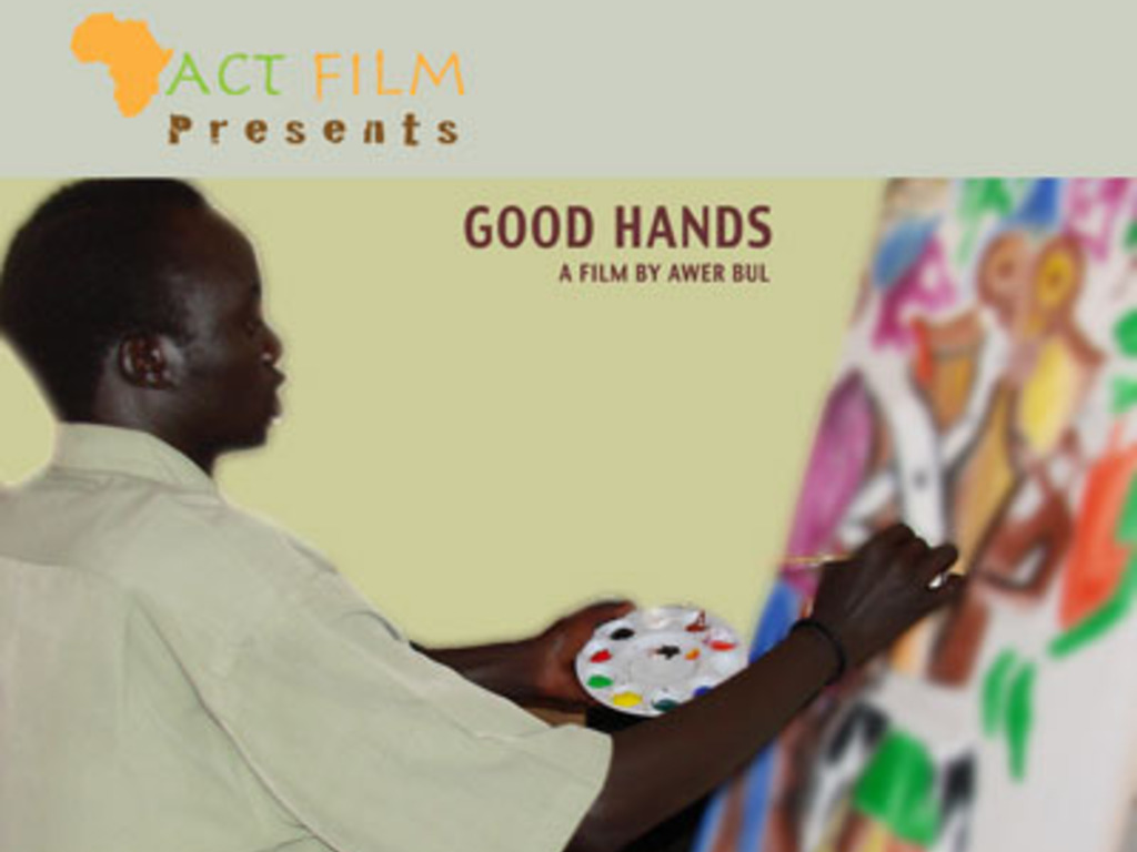 Good Hands Film Project's video poster
