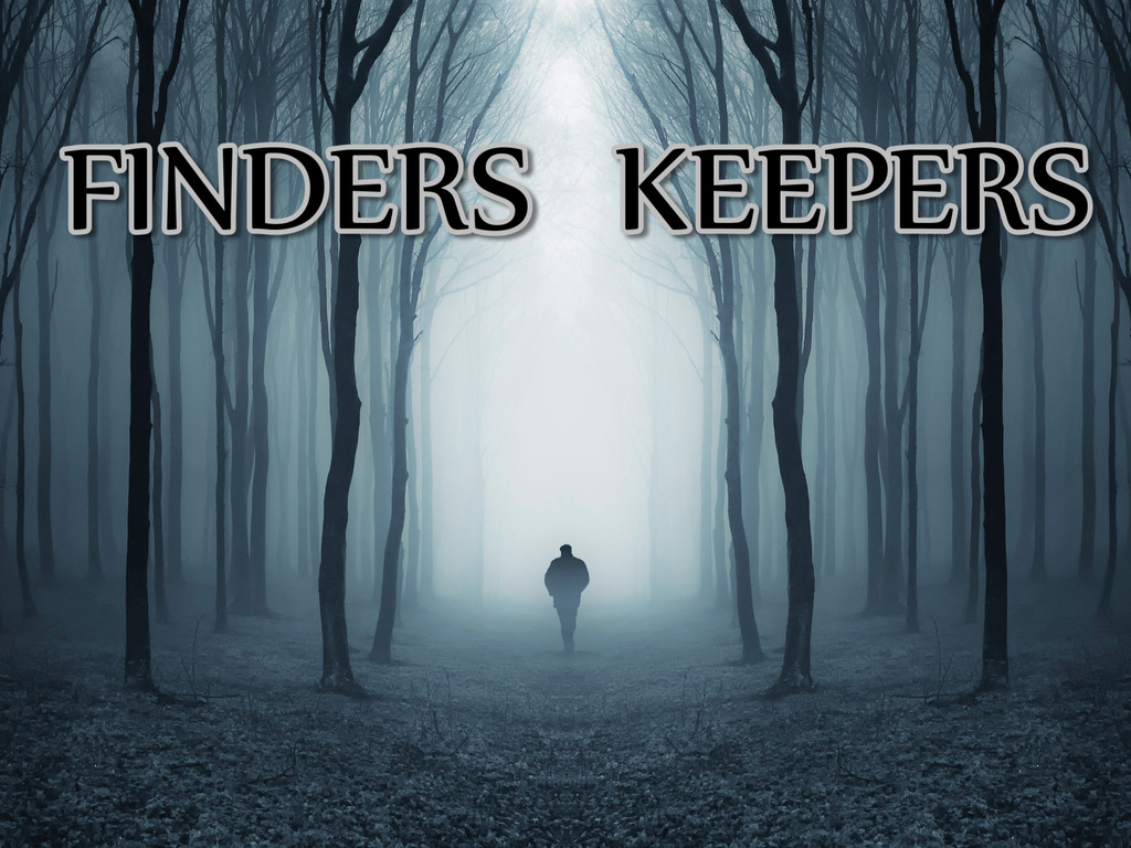 Finders Keepers -  a Novel  (Thriller/Crime/Mystery)'s video poster