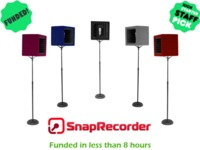SnapRecorder - Portable Recording Booth