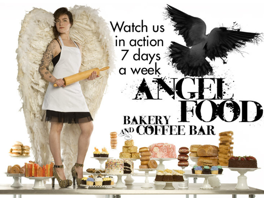 Angel Food...Bakers from Hell's video poster