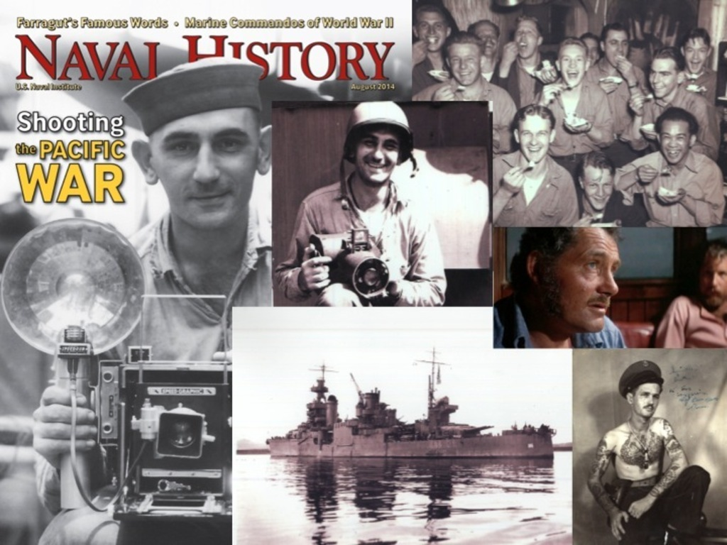 Preserve Rare Photos from the USS Indianapolis and WWII's video poster