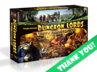 Dungeon Lords Anniversary Edition