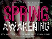 DEAF WEST THEATRE presents SPRING AWAKENING