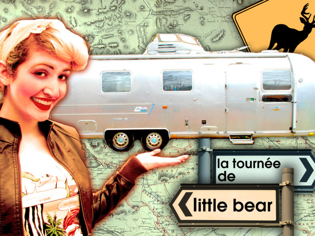 Help little bear Tour the Country!'s video poster