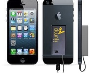 Disposable iPhone® Battery Source