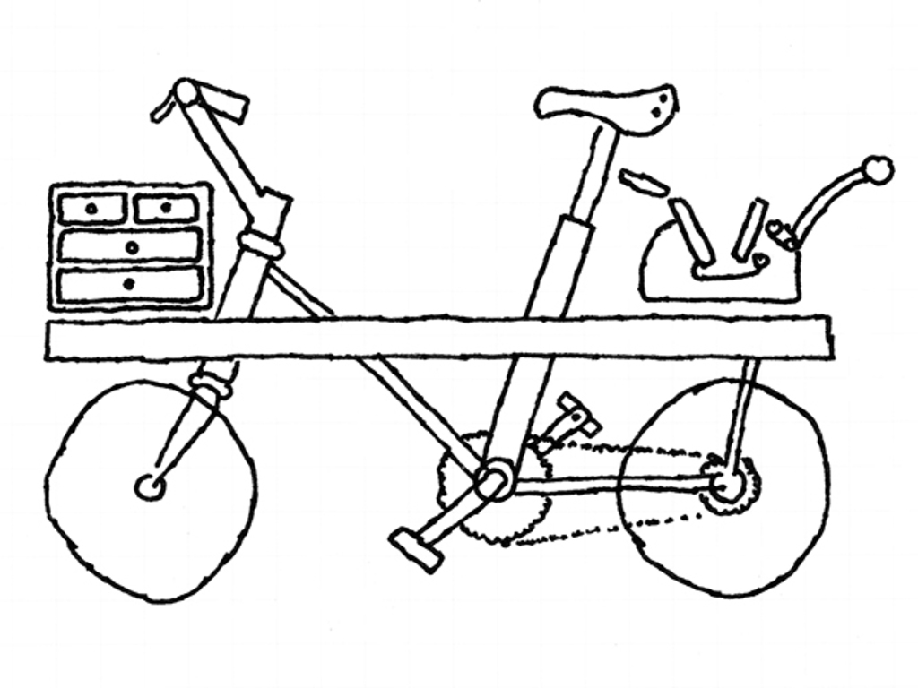 The Printing Bike Project's video poster