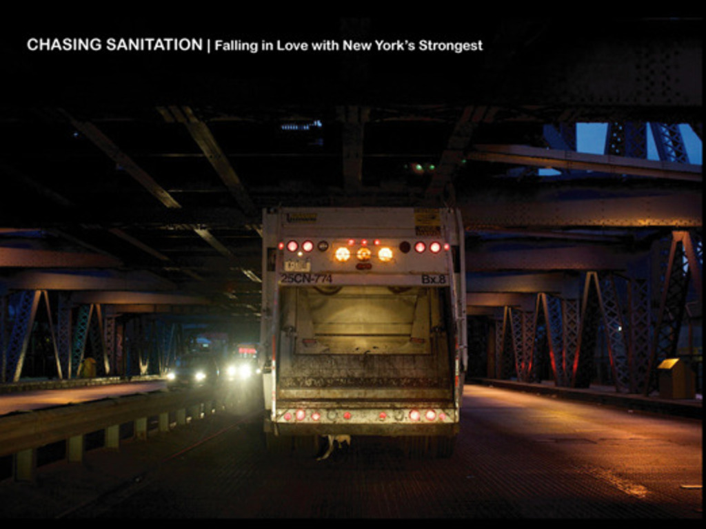 CHASING SANITATION:  Falling in Love with New York's Strongest's video poster