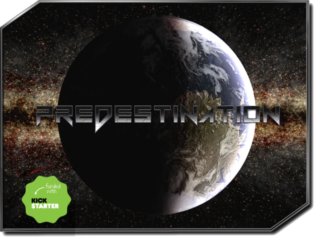 Predestination - A turn-based space 4X strategy game's video poster