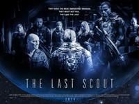 THE LAST SCOUT - SCIENCE FICTION FEATURE