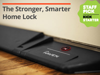HAVEN: The Stronger Smarter Home Lock