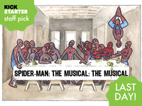 SPIDER-MAN: THE MUSICAL... THE MUSICAL!