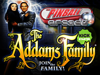 Pinball Arcade: The Addams Family
