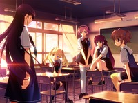 The Grisaia Trilogy: Three Huge Visual Novels for PC