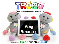 TROBO the Storytelling Robot on KICKSTARTER
