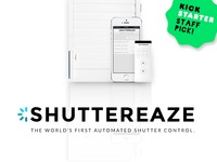 ShutterEaze – Home Automation For Your Plantation Shutters