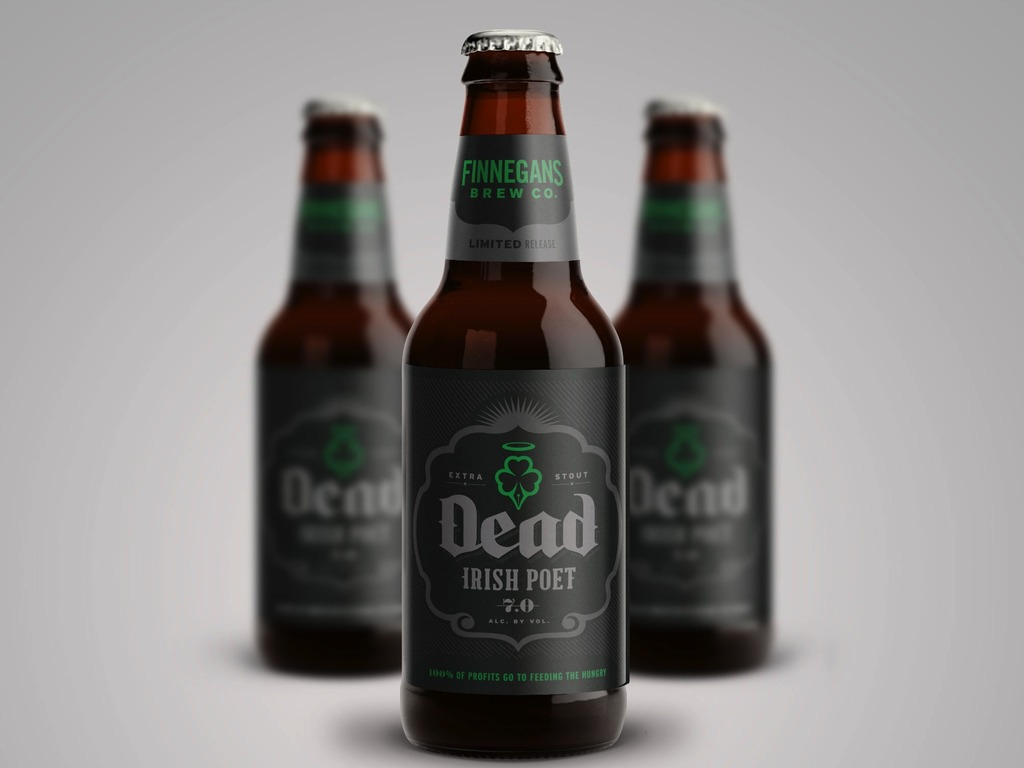 FINNEGANS Beer Dead Irish Poet Extra Stout's video poster