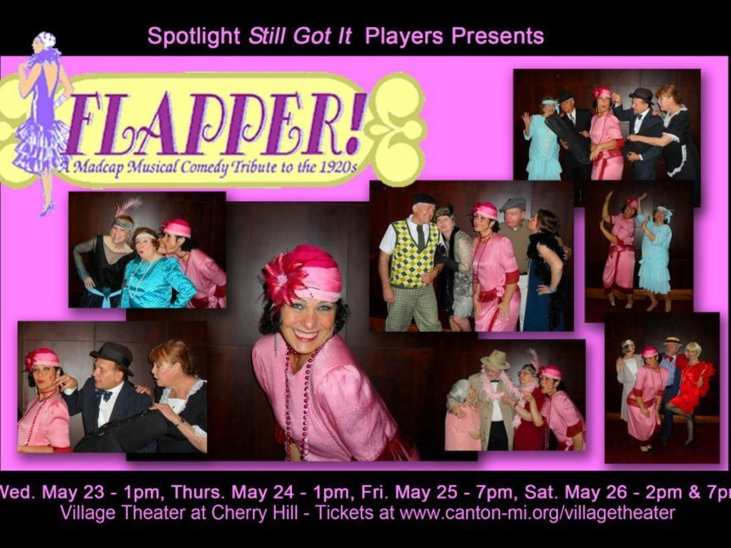 True Flappers never give up!'s video poster