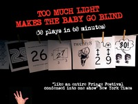 Too Much Light Heads to the Edinburgh Fringe!