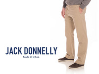 Jack Donnelly - The Great Khaki Comeback
