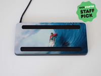 Jolt: World's first wireless charger for GoPro® cameras