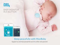 MonBaby - Baby Monitor in a Smart Button