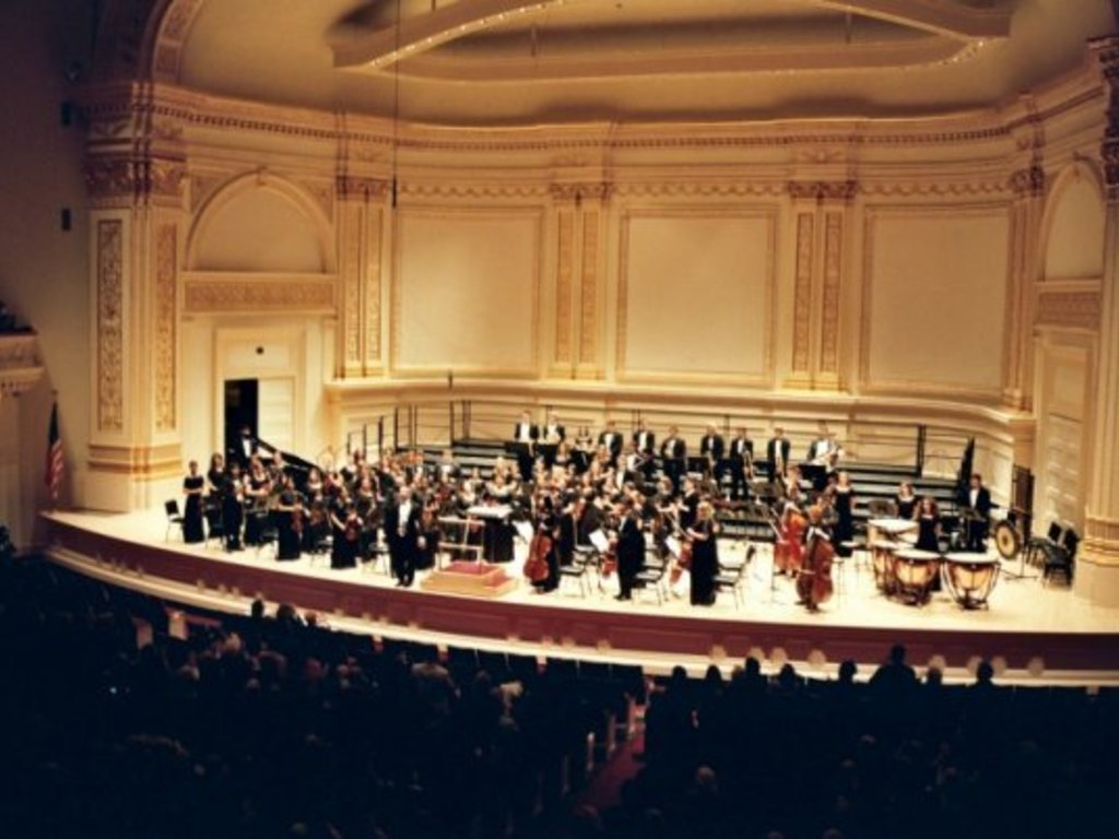 Award winning high school orchestra to perform at Carnegie Hall!!'s video poster