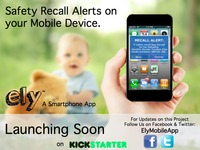 Ely™ App - Child Safety Recall Alerts on your Mobile Device