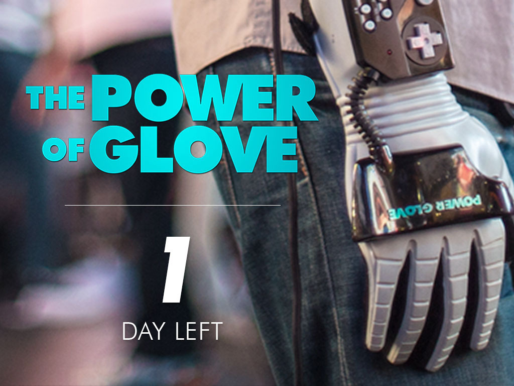 The Power of Glove: A Power Glove Documentary's video poster