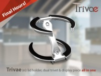 Trivae: The Trivet with a Twist!